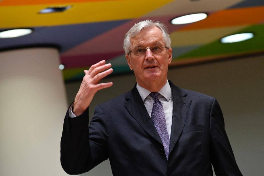 Michel Barnier, le négociateur européen sur le Brexit, le 22 décembre 2020 à Bruxelles