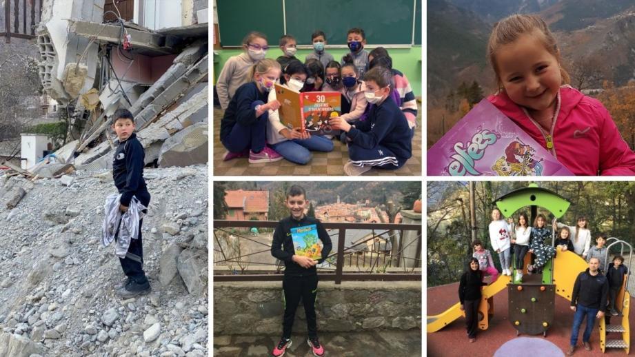 Au sommaire de kidsmatin.com cette semaine, carte blanche aux enfants des vallées sinistrées.
