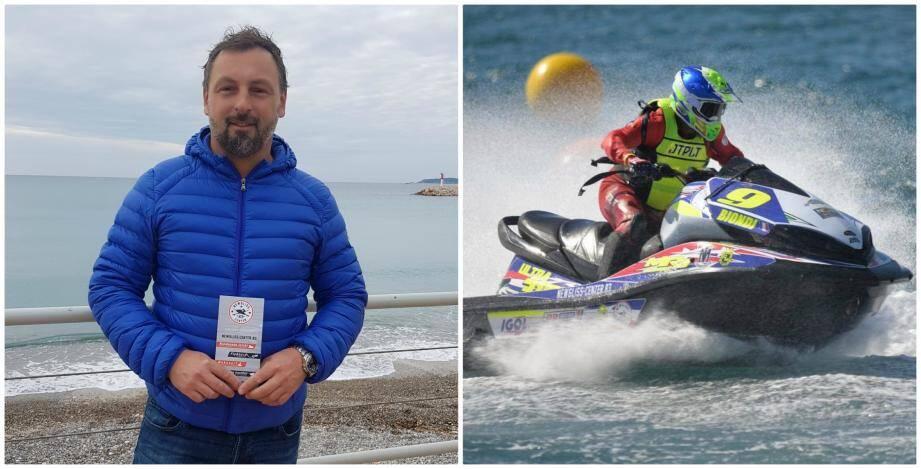 A 40 ans, Sébastien Biondi multiplie les compétitions. Son Graal pour 2021serait de finir premier de la Jet Raid et devenir champion du monde.