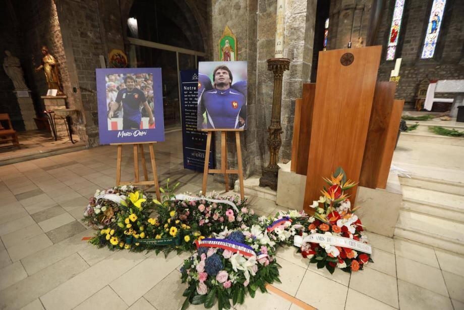 Les obsèques auront lieu ce vendredi à 14h30.