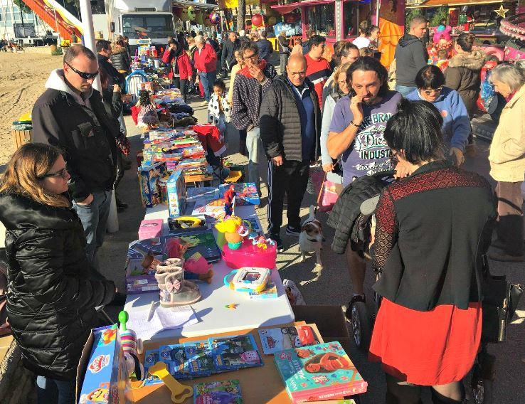 La tenue de la bourse aux jouets a été finalement validée par le préfet du Var. Elle se déroulera dimanche toute la journée.