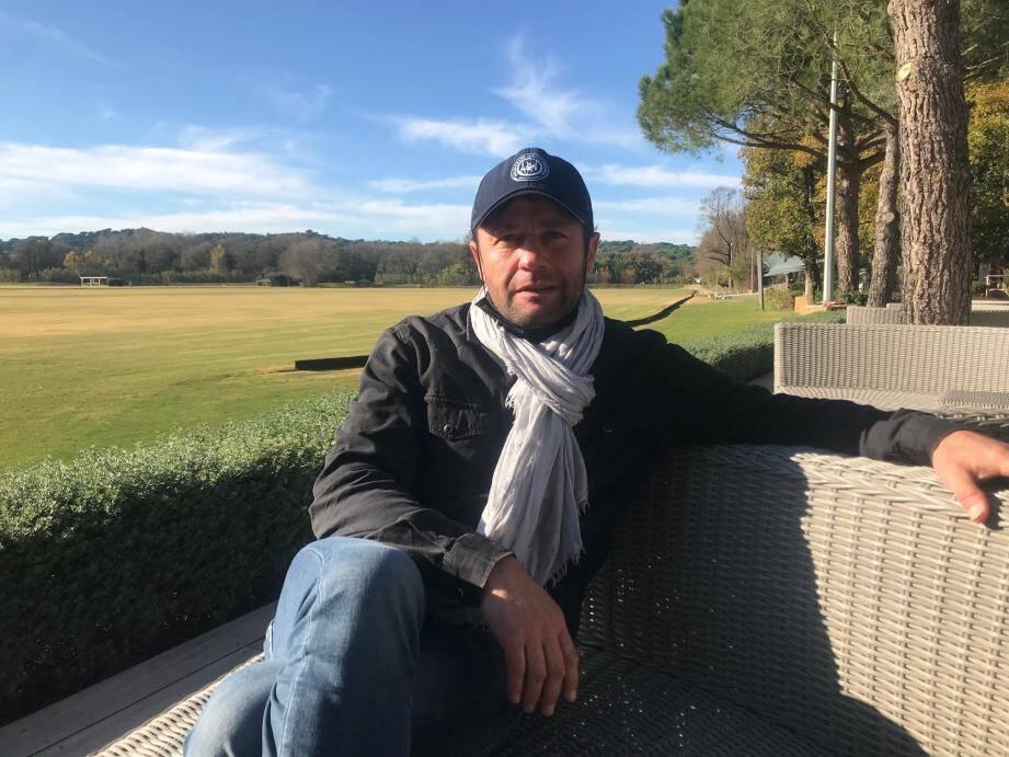 Franck Comba a vécu l'essentiel de sa carrière au côté de Christophe Dominici.