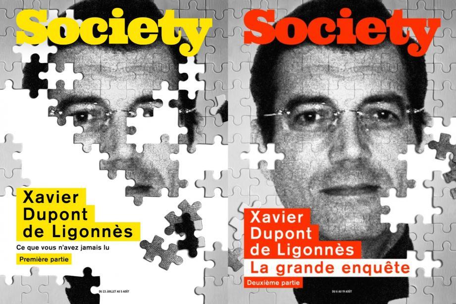 L'enquête de Society diffusée en deux volets
