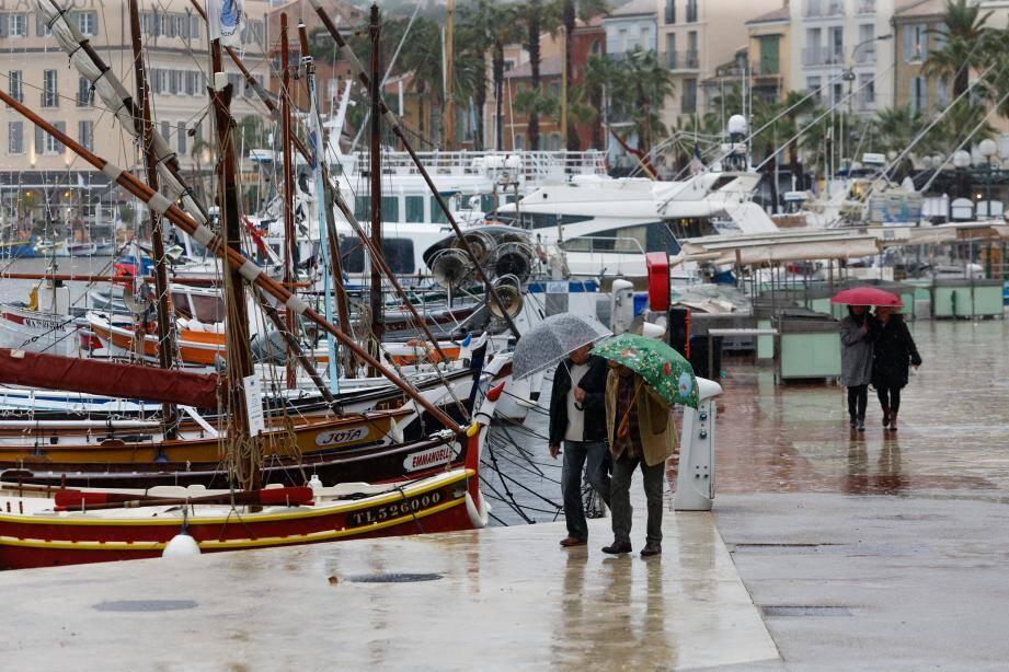 Sanary-sur-Mer le 14 novembre 2019.
