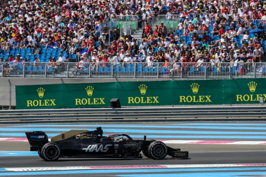 Le GP de France en 2019.