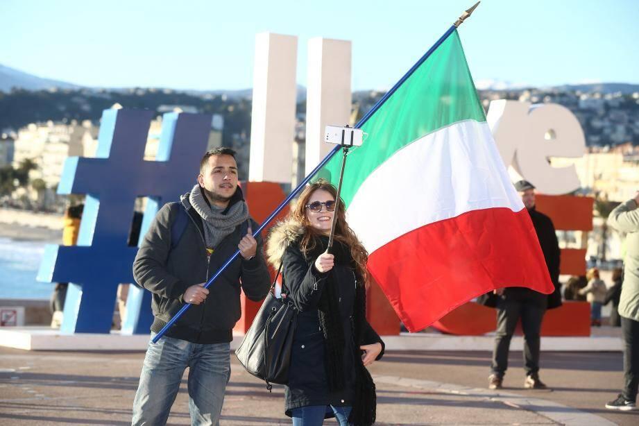 La quarantaine à leur retour au pays devrait dissuader bon nombre d'Italiens en cette fin d'année.