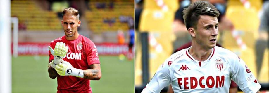 Benjamin Lecomte et Aleksandr Golovin, de retour de blessures longue durée, vont venir renforcer les rangs monégasques.