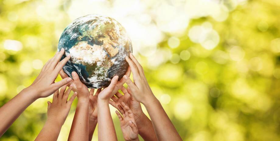 Ce 22 avril, c'est la Jour de la Terre.