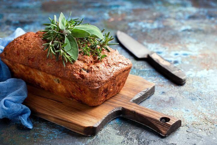 LA RECETTE DU JOUR. Cake aux olives