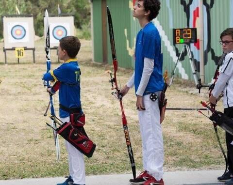 Les archers ont visé juste sur les pas de tir toulonnais.