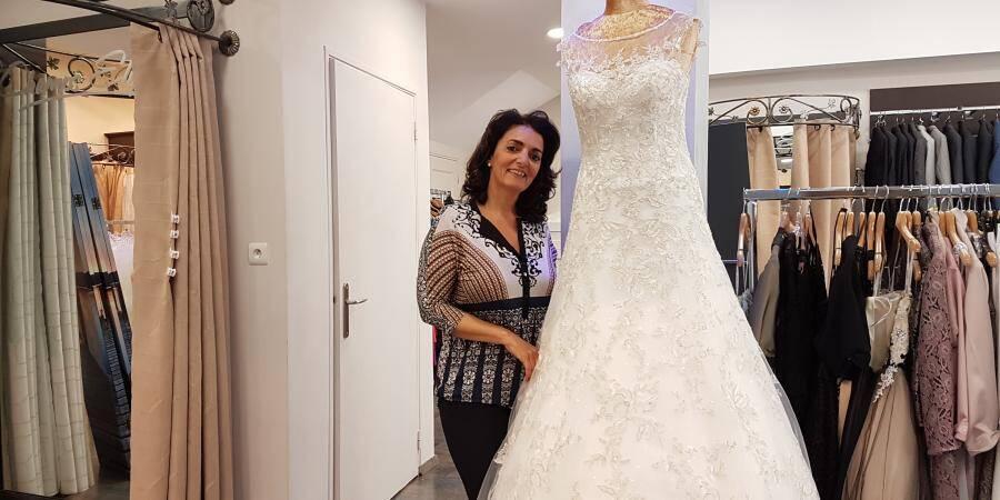 magasin robe de mariee toulon - 56% remise