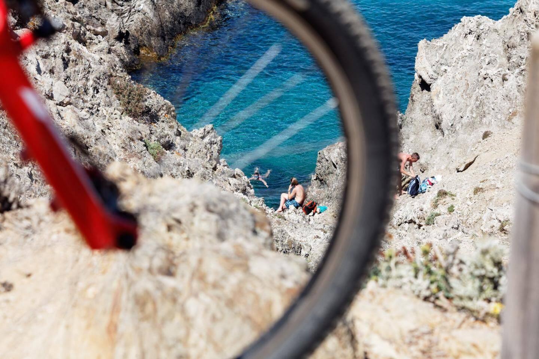 Porquerolles :  l'île aux vélos - 17772475.jpg