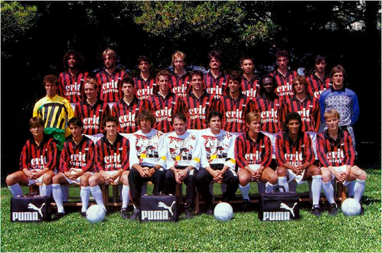 Année 1989-1990, une saison à oublier... Sauf le mythique match de barrage retour, remporté au Ray par Nice contre Strasbourg, 6 à 0.(Archives N.-M.)