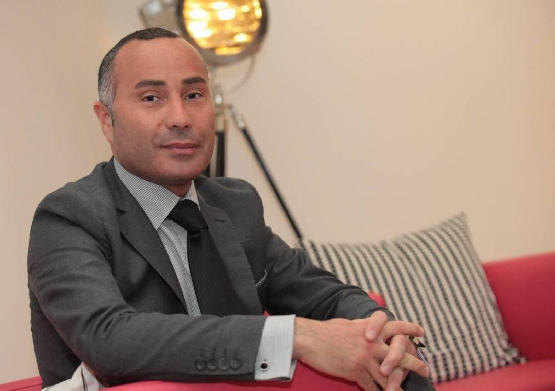 Pascal Le Roux, directeur du Royal Antibes.