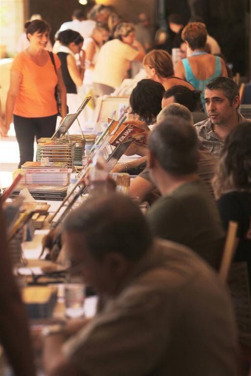 """Salon littéraire """"Saint-Maximin ce livre"""" 2013 au Couvent royal"""