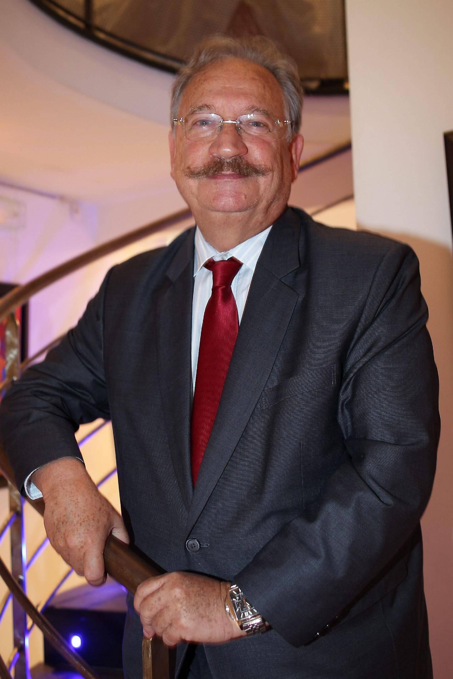 Daniel Boéri, président de la Commission Culture et Patrimoine au sein de la Haute assemblée.