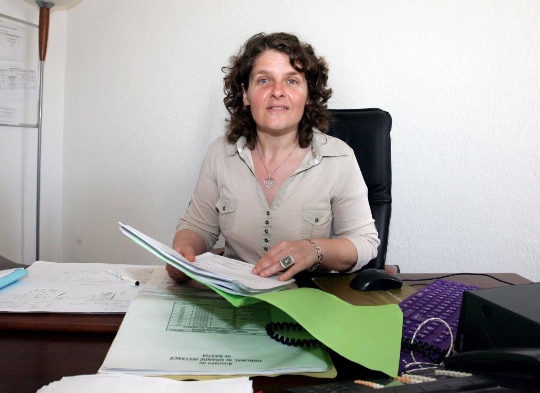 La nouvelle directrice, Laura Abrani, sera installée le 6 novembre.(Archives Corse-Matin)