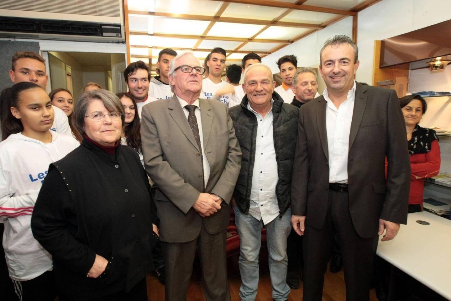 Patrick Biondo, candidat sans étiquette, pourra compter sur les conseils de Jean-Joël Pasquali, DGS de la ville de 2002 à 2005.