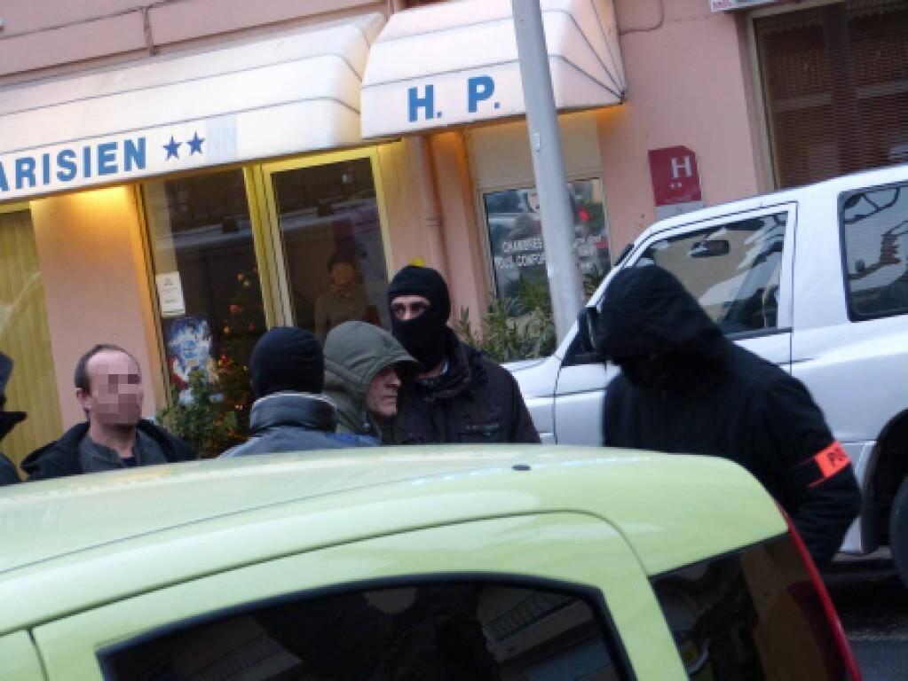 Arrestation Bartolomeo Gagliano Menton 131220