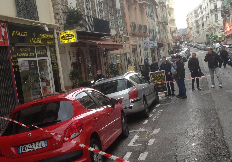 braquage bijouterie falusi nice rue gounod quartier musiciens 131224