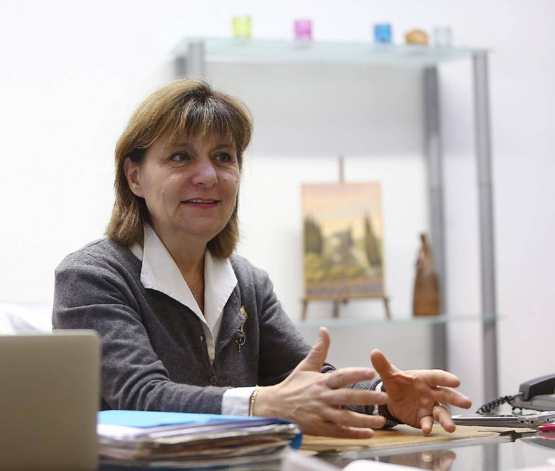 Depuis trente ans, Martine Baheux assiste les patrons de petites entreprises.