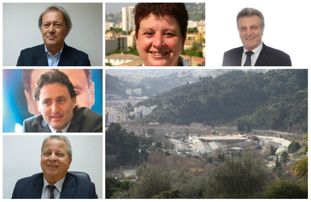 Alexandre Mascagni, Adeline Mouton, Jean-Paul Dalmasso, Ladislas Polski, Gilles Rainero
