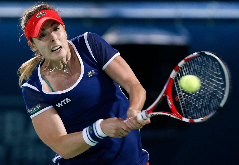 La Niçoise, Alizée Cornet, n'a rien pu faire face à l'Américaine Venus Williams