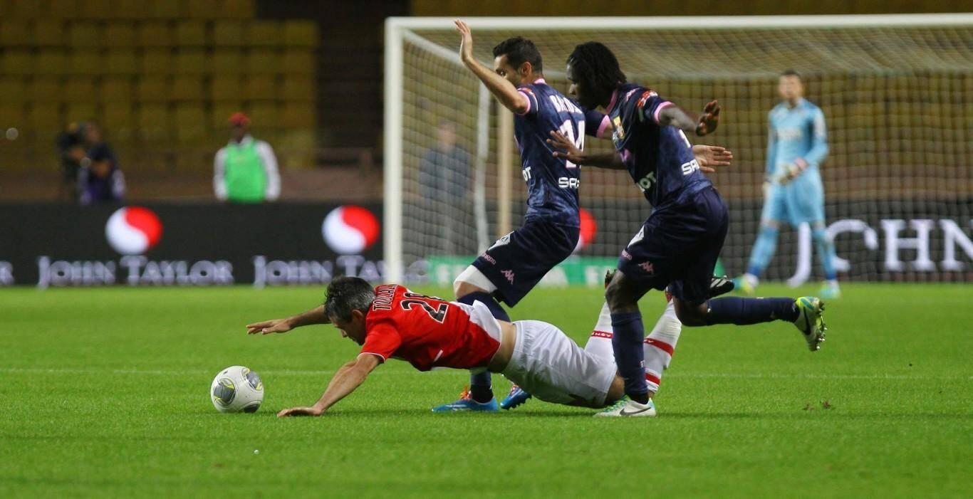 A l'aller, Toulalan et l'AS Monaco avaient trébuché, concédant le nul contre Evian (1-1).