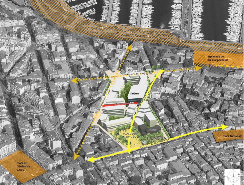 Du 23 septembre au 28 novembre, les Antibois ont été invités à faire part de leurs observations sur le projet d'aménagement majeur du quartier Marenda-Lacan.