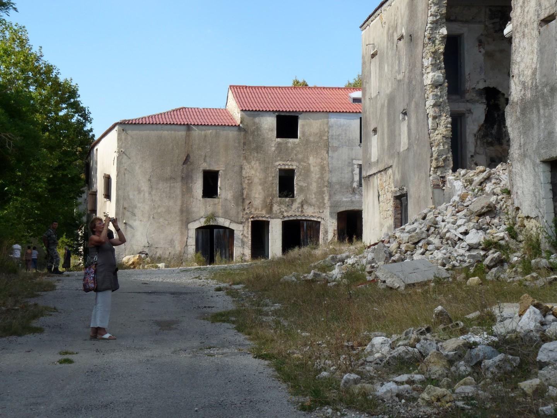 Le village de Brovès