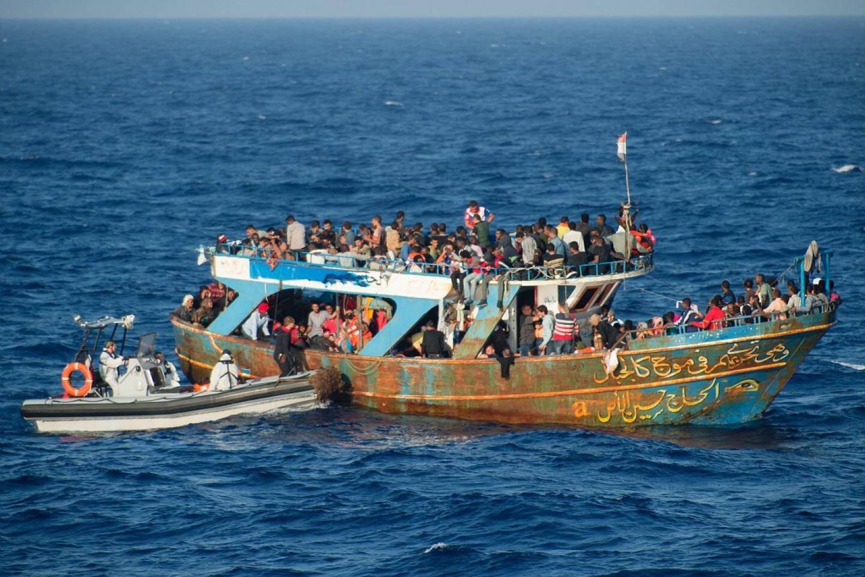 Ces marins sauveurs de migrants - 30539782.jpg