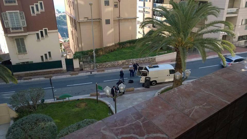 Forcené Monaco