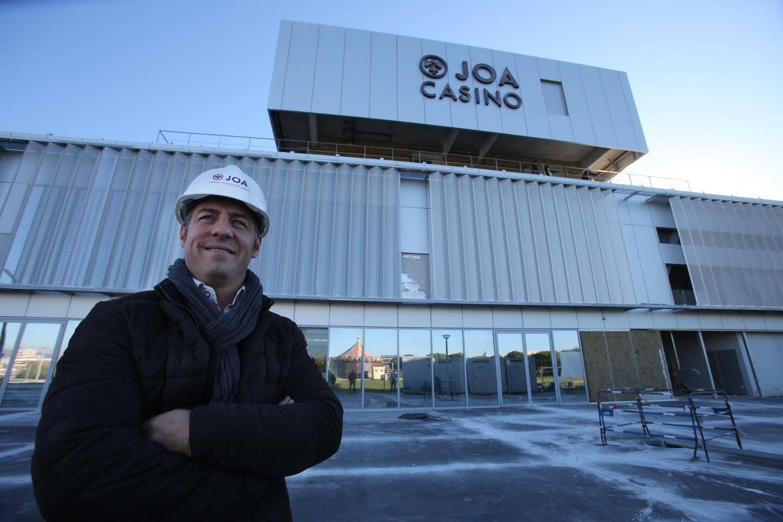 Dylan Peyras, directeur du casino Joa de La Seyne, indique que la date du 17 décembre, annoncée ces dernières semaines, s'avère finalement trop juste pour pouvoir être respectée.