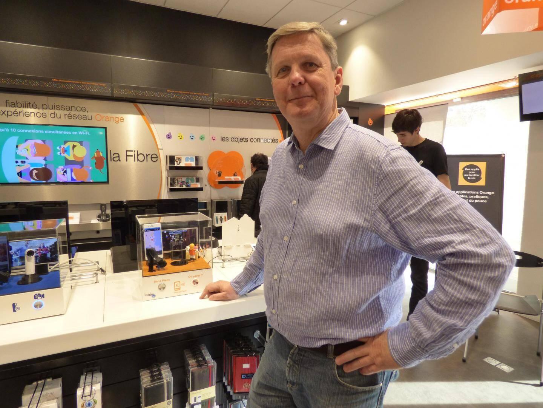 Marc Latouche, co-fondateur de Key Infuser.