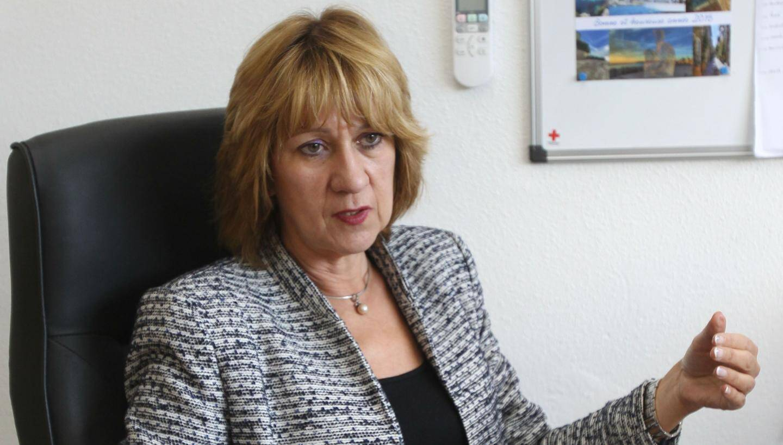 Isabelle Mayen-Carré, proviseur-adjointau lycée Jacques-Dolle à Antibes