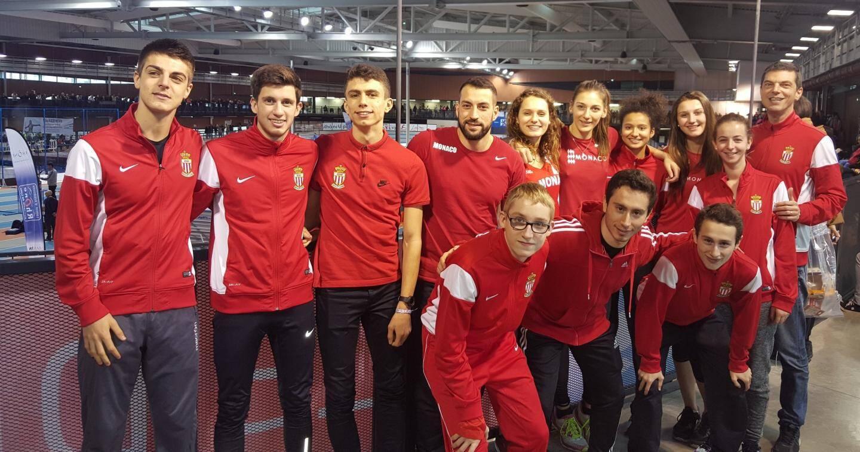 Sept athlètes se placent dans les 50 meilleurs performers français à l'occasion des championnats interrégionaux à Lyon.