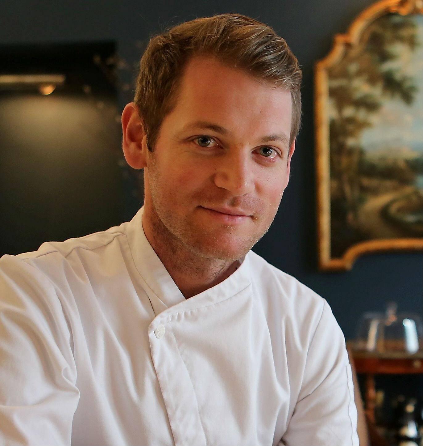Le restaurateur de la rue Lascaris figure parmi les nouveaux récompensés du guide Michelin.