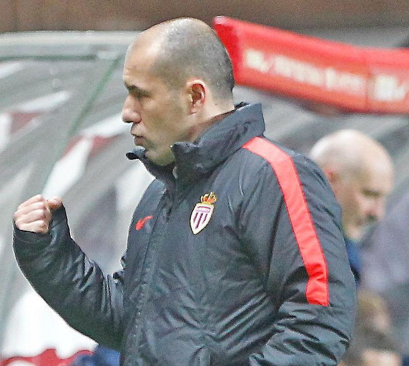 Leonardo Jardim : « L'équipe a très bien contrôlé l'adversaire. »