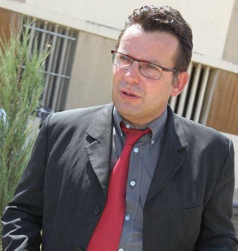 Philippe Peyron, directeur interrégional des services pénitentiaires.