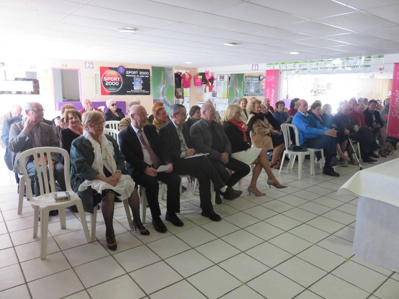 L'assemblée générale extraordinaire s'est déroulée au RN8, à Ollioules.