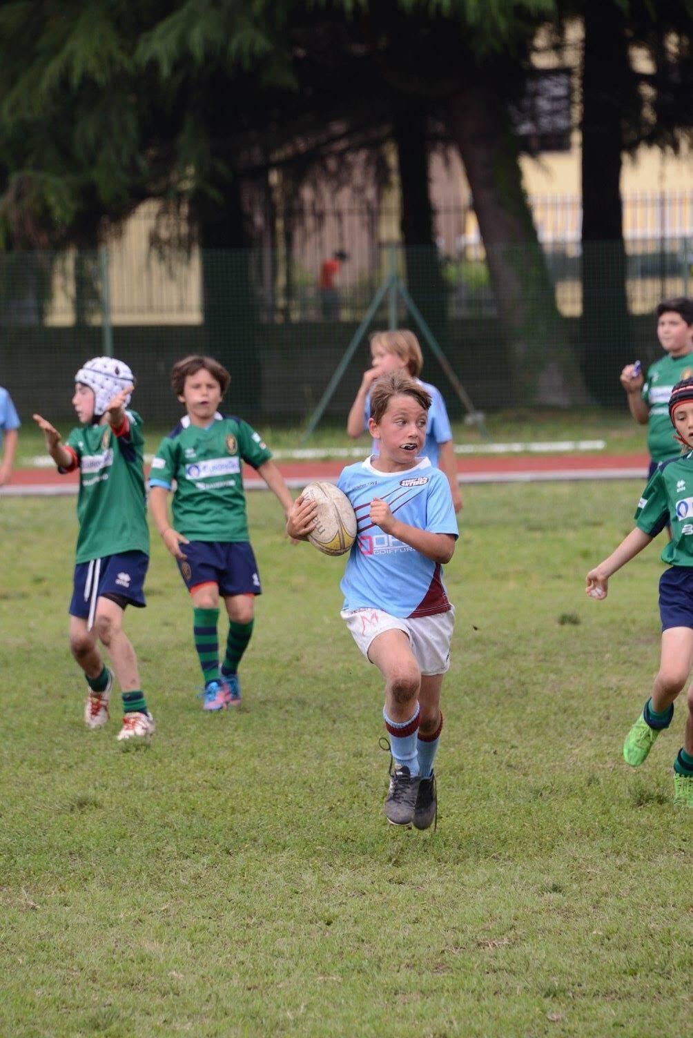 Deux équipes antiboises participaient à un tournoi en Italie, le week-end dernier. Bilan : une cinquième place et une victoire.(DR)