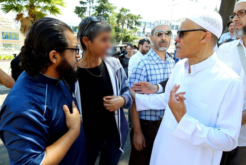 De gauche à droite : Sami Boubakri, Ahmed Boulahya, Mahmoud Benzamia, Mohamed Beldjehem.