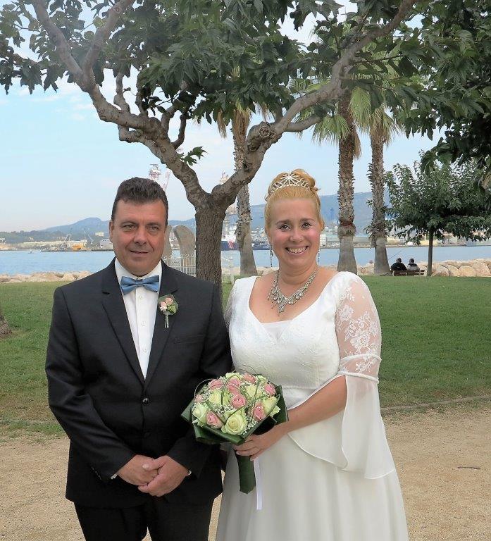 Franck et Christelle
