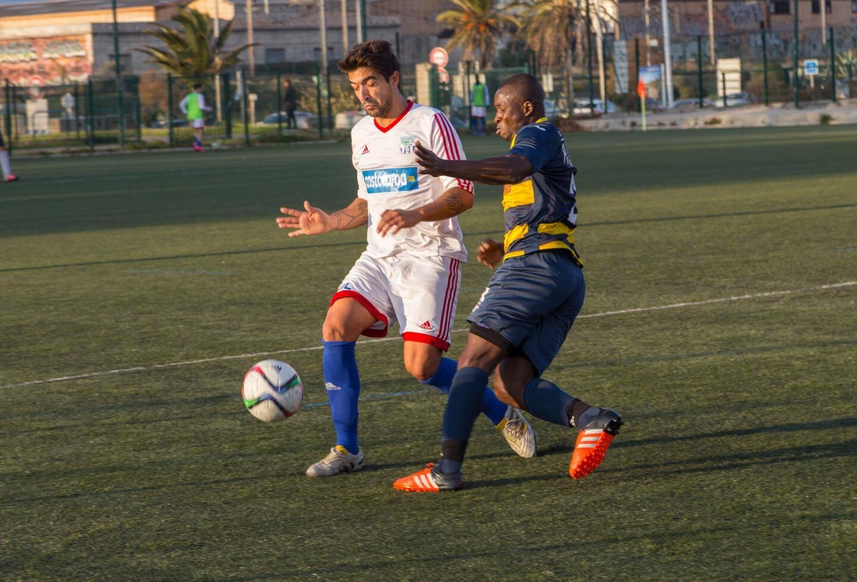 Après la trêve, le FCA (en blanc) retrouvera la coupe Côte d'Azur face à Victorine.