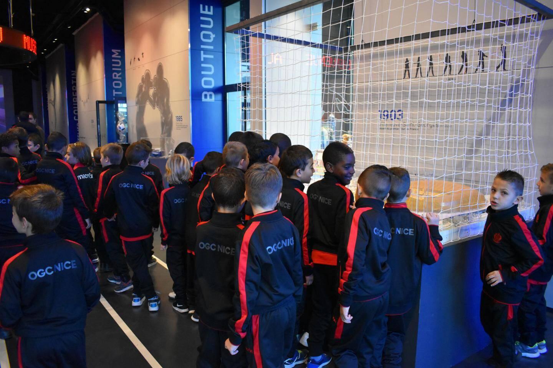 Une visite du Musée national des sports était incontournable