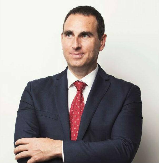 Franck Dosne, directeur des ports.