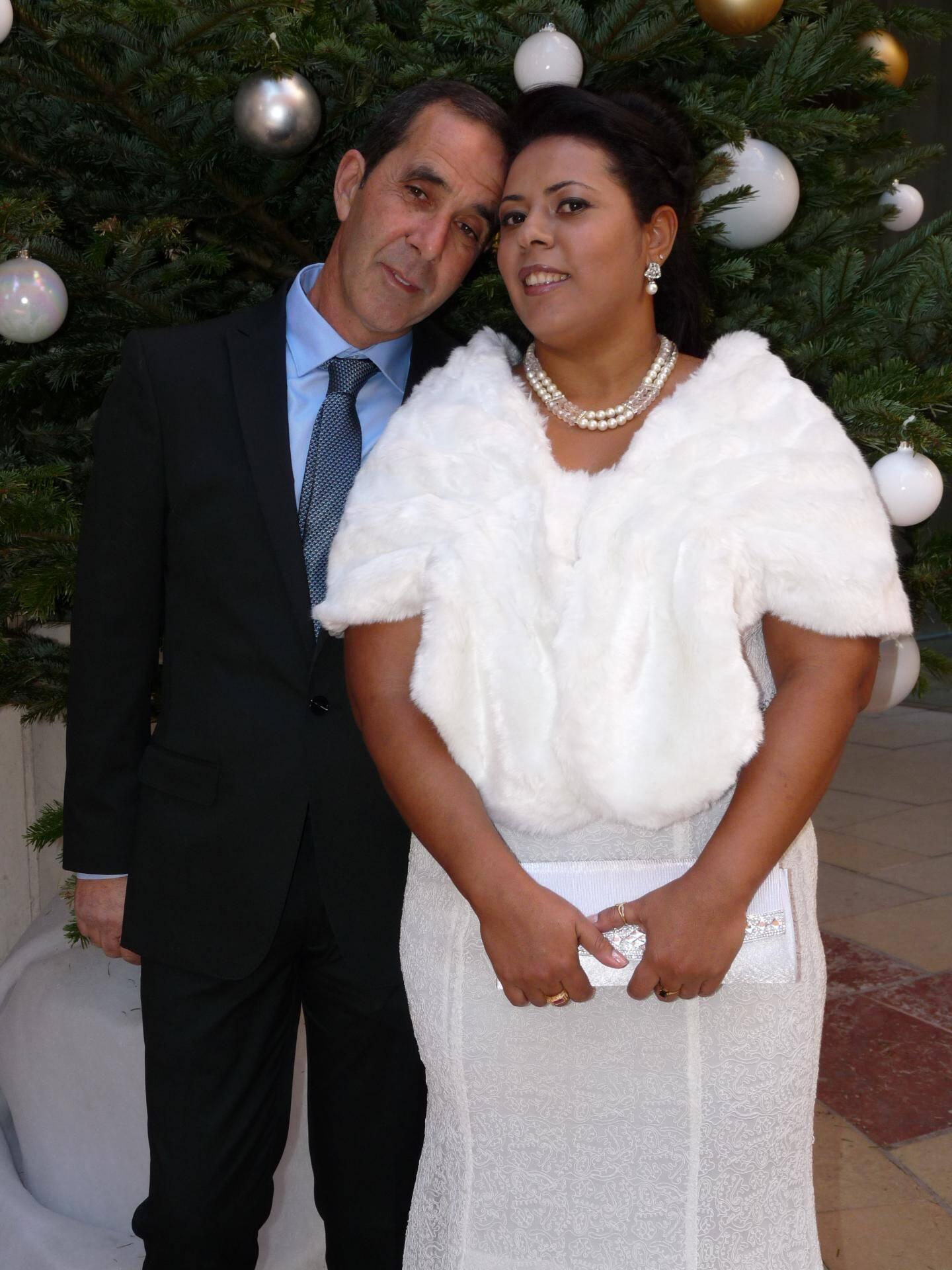 José Soares Vieira, chef d'équipe dans le bâtiment, et Daniela Teixeira Rosa, sans profession.