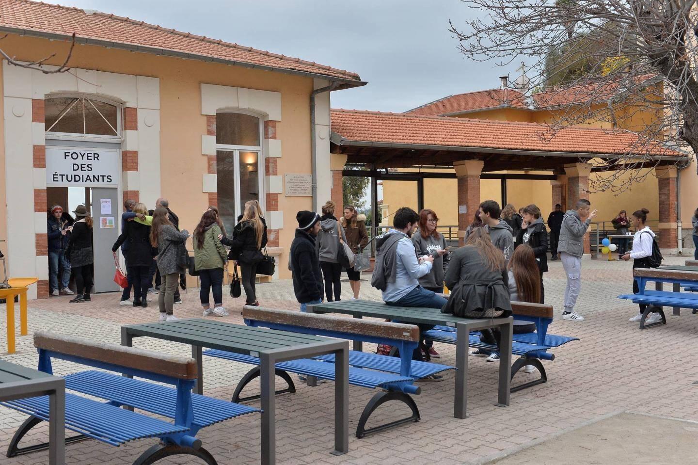 Samedi après-midi, l'IUT de Menton organise ses portes ouvertes annuelles.(Archive Photo Michaël Alesi)