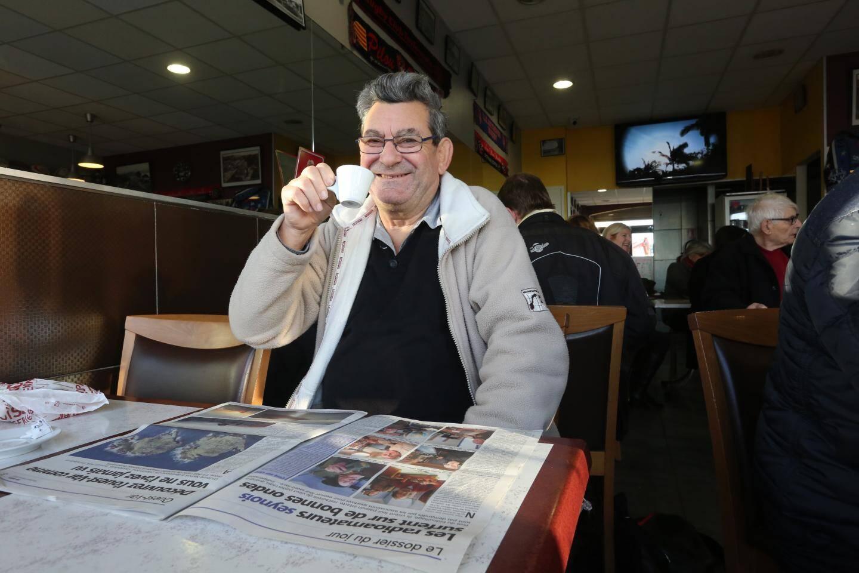 Yves, 67 ans.