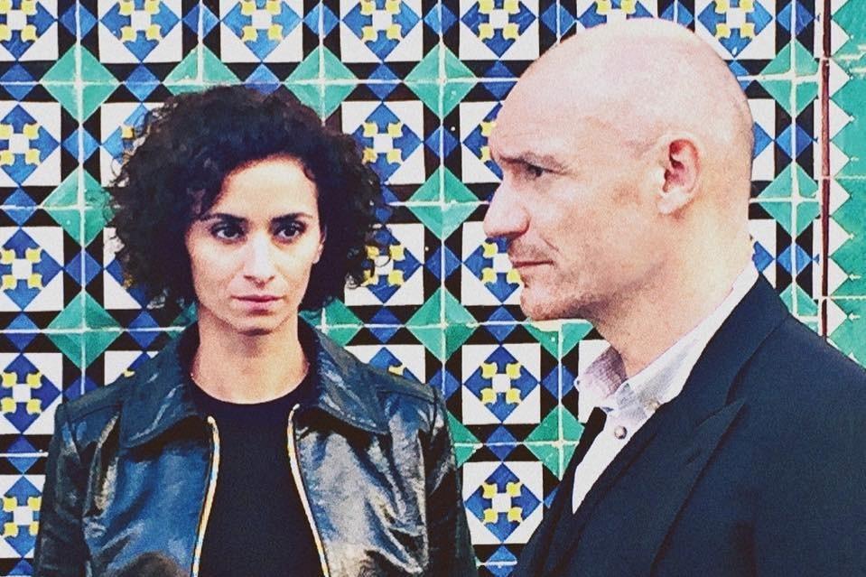 Gaétan Roussel et Rachida Brakni